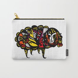 sheep keep you warm Carry-All Pouch
