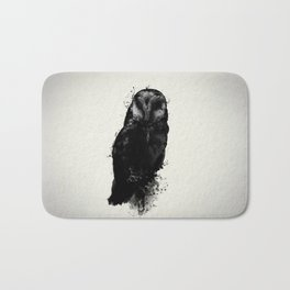 The Owl Bath Mat