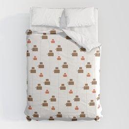 TOASTER PATTERN Comforters