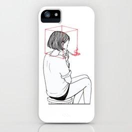 Habit Breaking iPhone Case