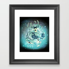 Spirit Animal  Framed Art Print