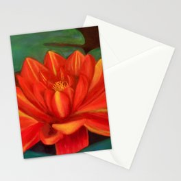 Waterlilly Stationery Cards