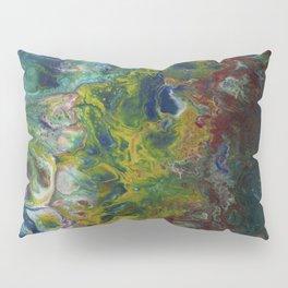 Mermaid and Sea Dog Pillow Sham