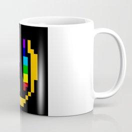 Daft minimal pixel Coffee Mug