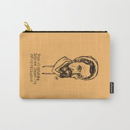 Hipstory Lessons: Michelangelo Carry-All Pouch