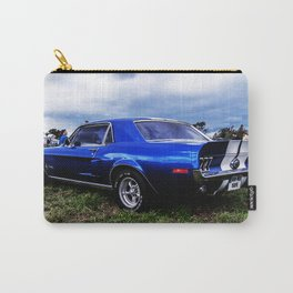 '68 Mustang Carry-All Pouch