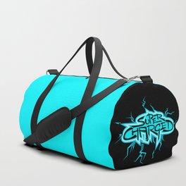 Super Charged Dark Duffle Bag