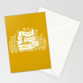 Social Justice Valentine Stationery Cards