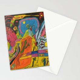 The Rythum of Life Stationery Cards