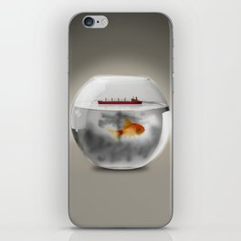 Petroliera / Tanker iPhone Skin