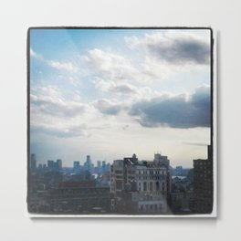 NYC Cityscape Metal Print