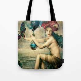 The Blessed Temperance Tote Bag