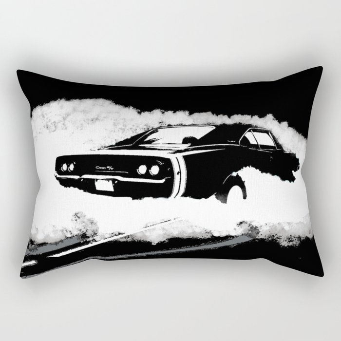 Charger R/T Rectangular Pillow