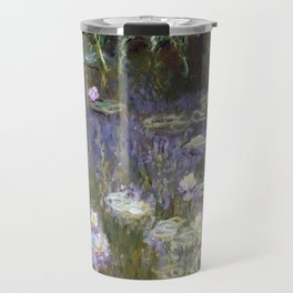 Water Lilies 1922 by Claude Monet Travel Mug