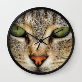 Proud Spirit Wall Clock