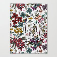 Floral Inspiration Canvas Print
