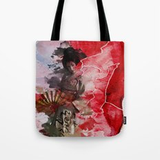Geisha's Delight Tote Bag