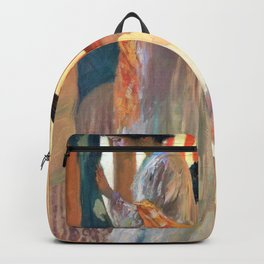 Who comes - Rupert Charles Wulsten Bunny Backpack