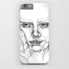Head in Hand iPhone 6s Slim Case