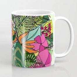 Tropics and Plants Coffee Mug