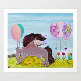 Special Day Art Print