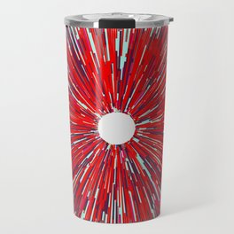 #210 rays Travel Mug