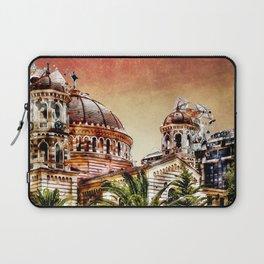 Thessaloniki Town Laptop Sleeve