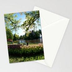 Keukenhof, Netherlands Stationery Cards
