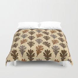 The Oak Leaves Duvet Cover