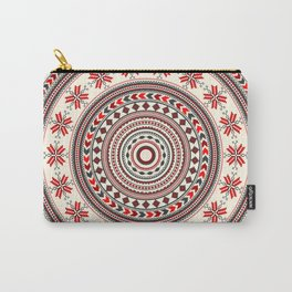 Romanian decorative element Carry-All Pouch