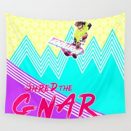 Shred the GNAR 02 Wall Tapestry