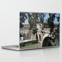 rome Laptop & iPad Skins featuring Rome by AntWoman