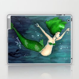 Emerald (May) Laptop & iPad Skin
