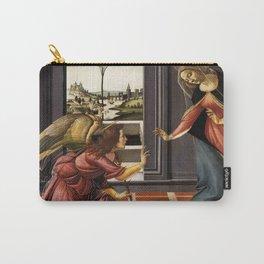 Sandro Botticelli - Cestello Annunciation Carry-All Pouch