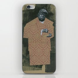 BIG POPPA iPhone Skin