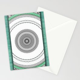 Green West Stationery Cards