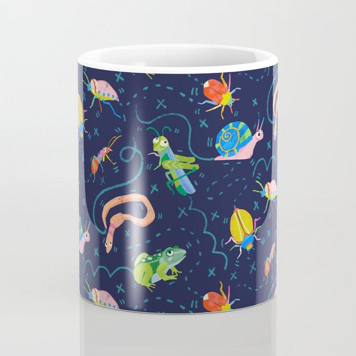 Bug Party Coffee Mug