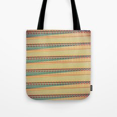 Frequencies Tote Bag