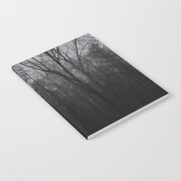 b&w woods Notebook