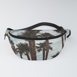 Moody Palms Fanny Pack