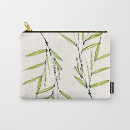 Bamboo Shoot Carry-All Pouch