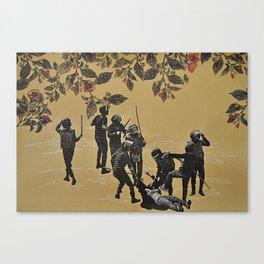 untitled emotions Canvas Print