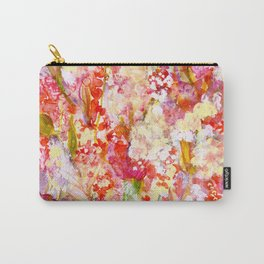 FLoral Meditation Carry-All Pouch
