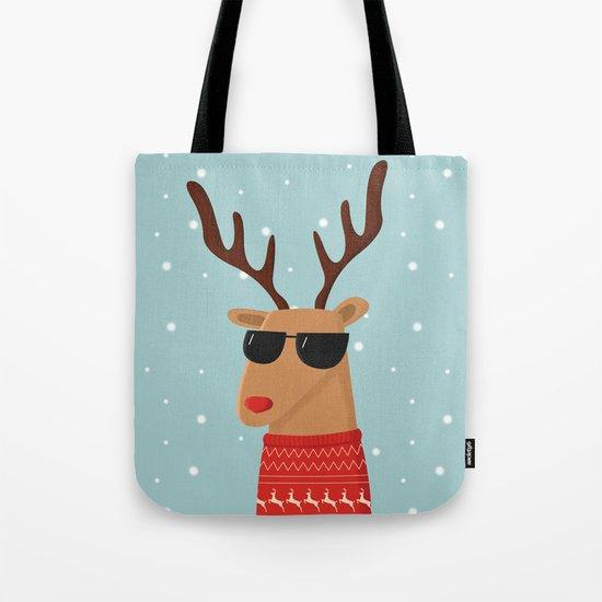 Merry Christmas Dude Tote Bag