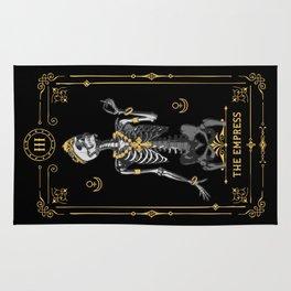 The Empress III Tarot Card Rug