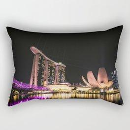 Marina Bay Sands Rectangular Pillow