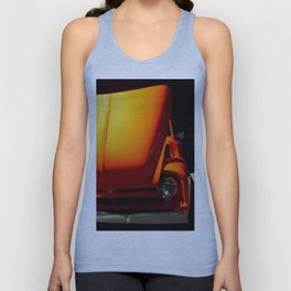 Big Orange Unisex Tank Top