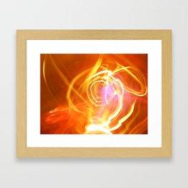 Gyre Framed Art Print