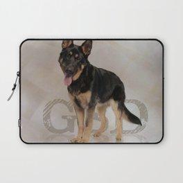 German Shepherd Dog - GSD Laptop Sleeve