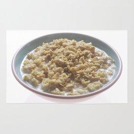 Bowl of Oatmeal  Rug
